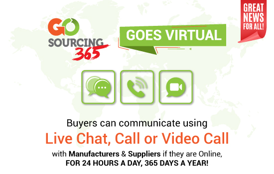 GoSourcing365 goes virtual