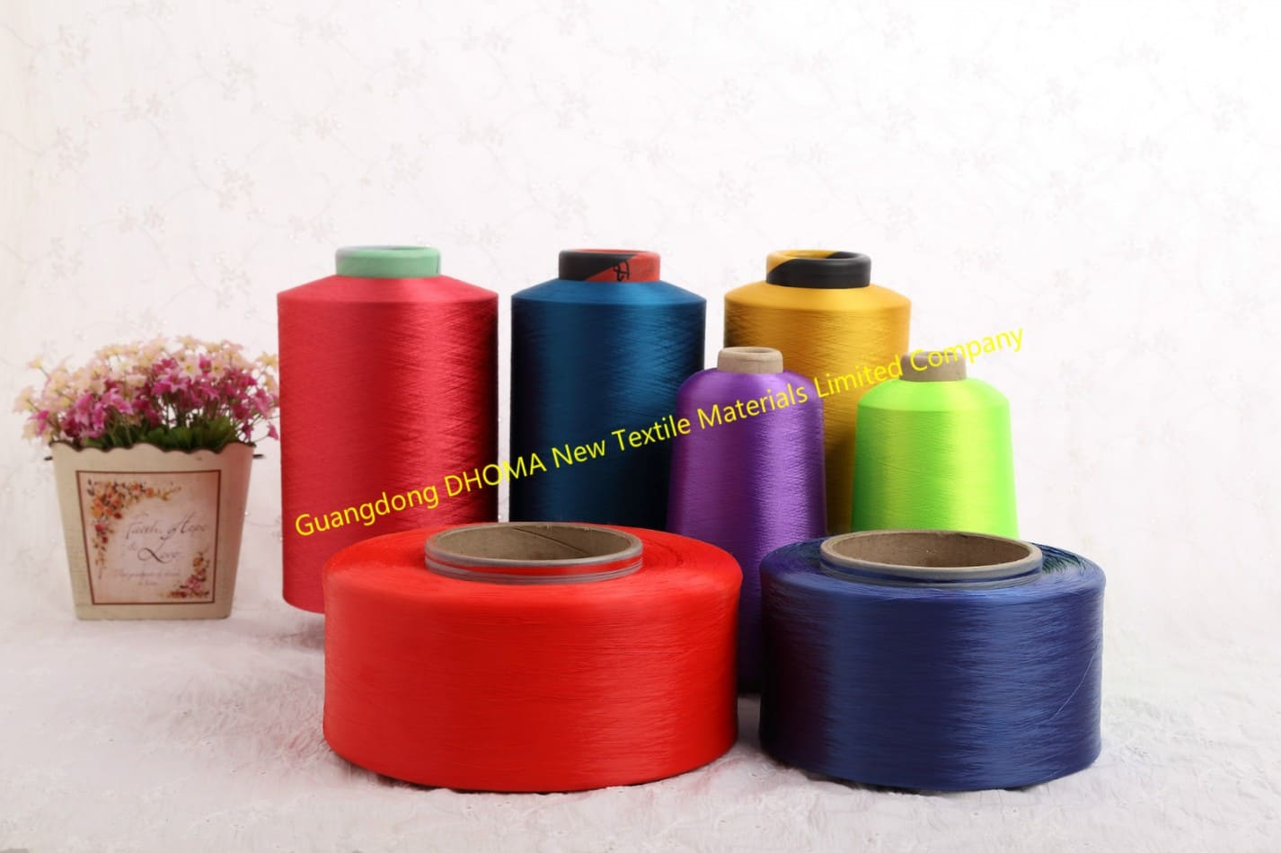 Guangdong DHOMA New Textile Materials Limited Company