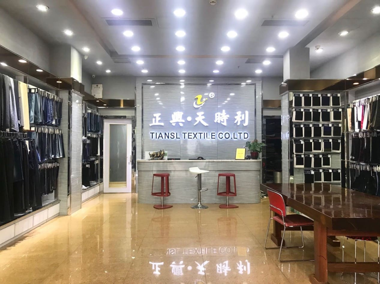 GUANGZHOU TIANSL TEXTILE CO., LTD