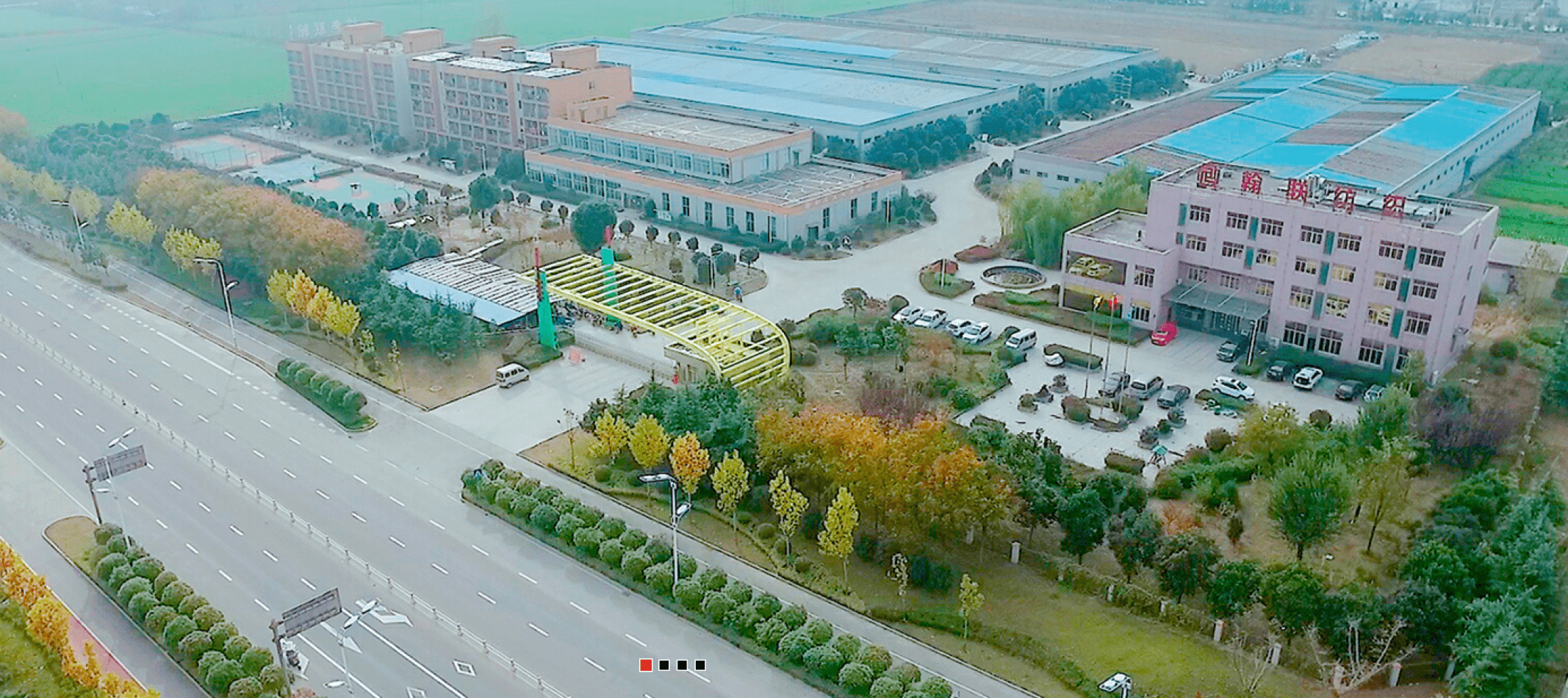 Anhui Hanlian Top Dyed Melange Yarn Co., Ltd.