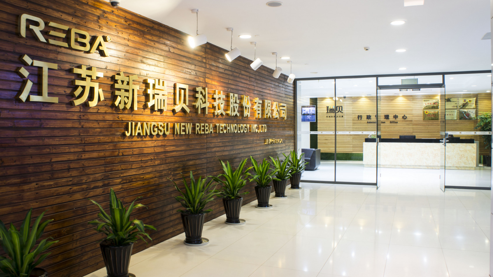 JIANGSU NEW REBA TECHNOLOGY INC