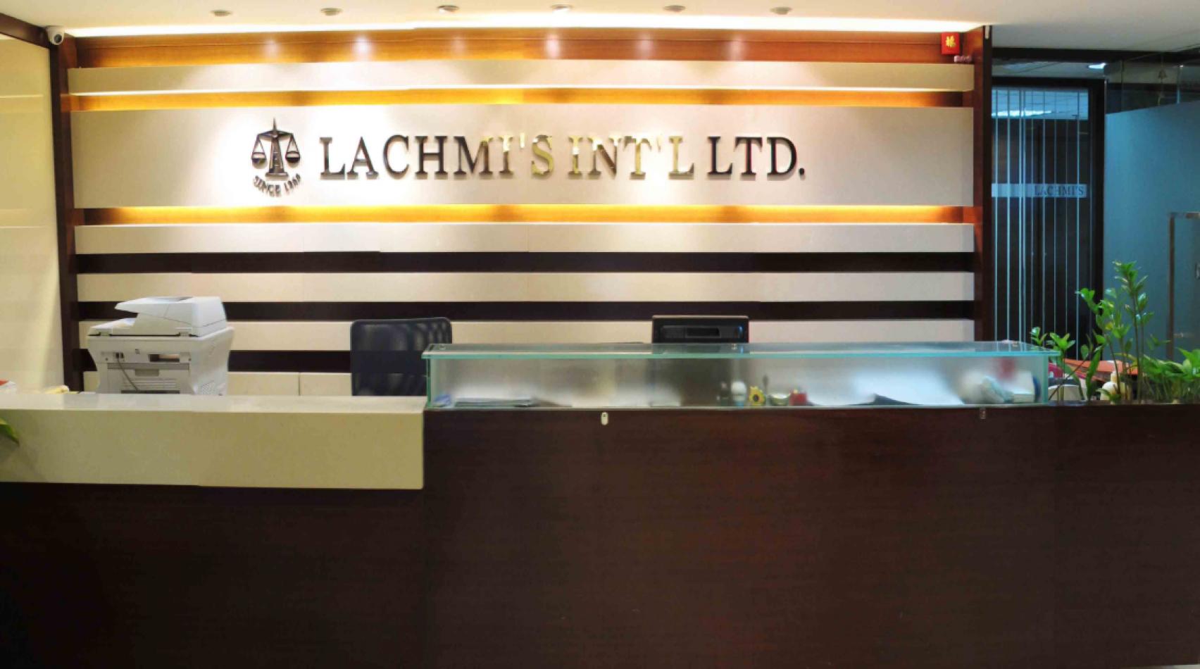 LACHMIS INTERNATIONAL LTD