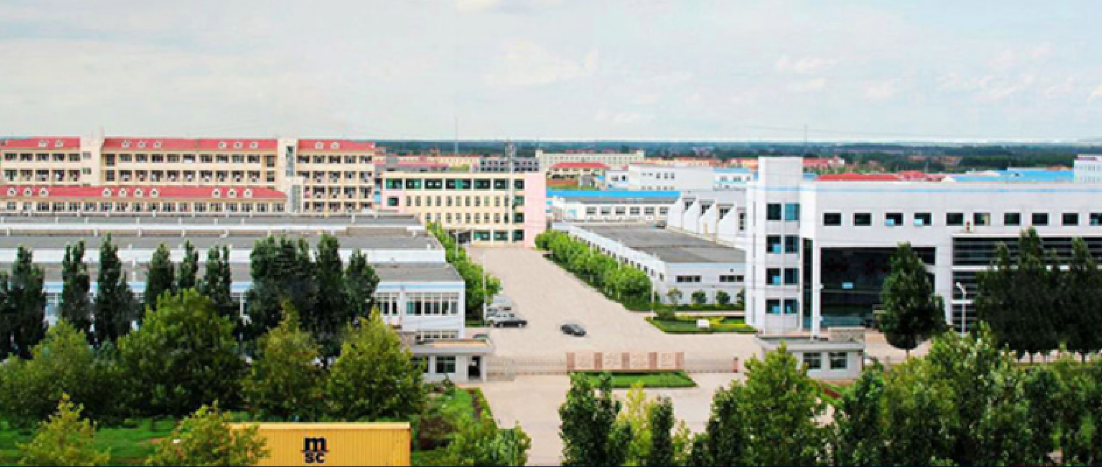 QINGDAO JINSUO TEXTILE PRINTING AND DYEING CO., LTD