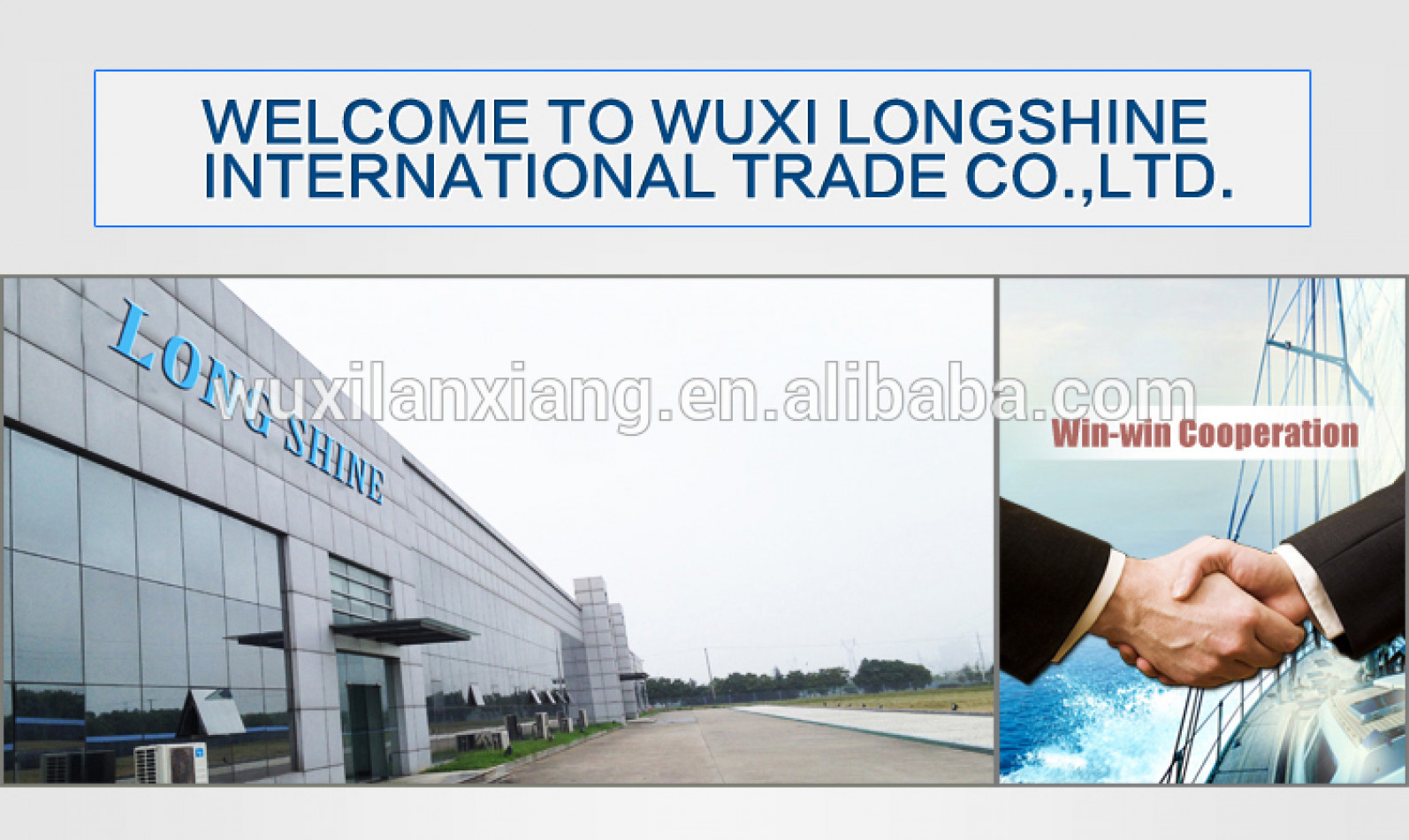 Wuxi Longshine International Trade Co., Ltd.