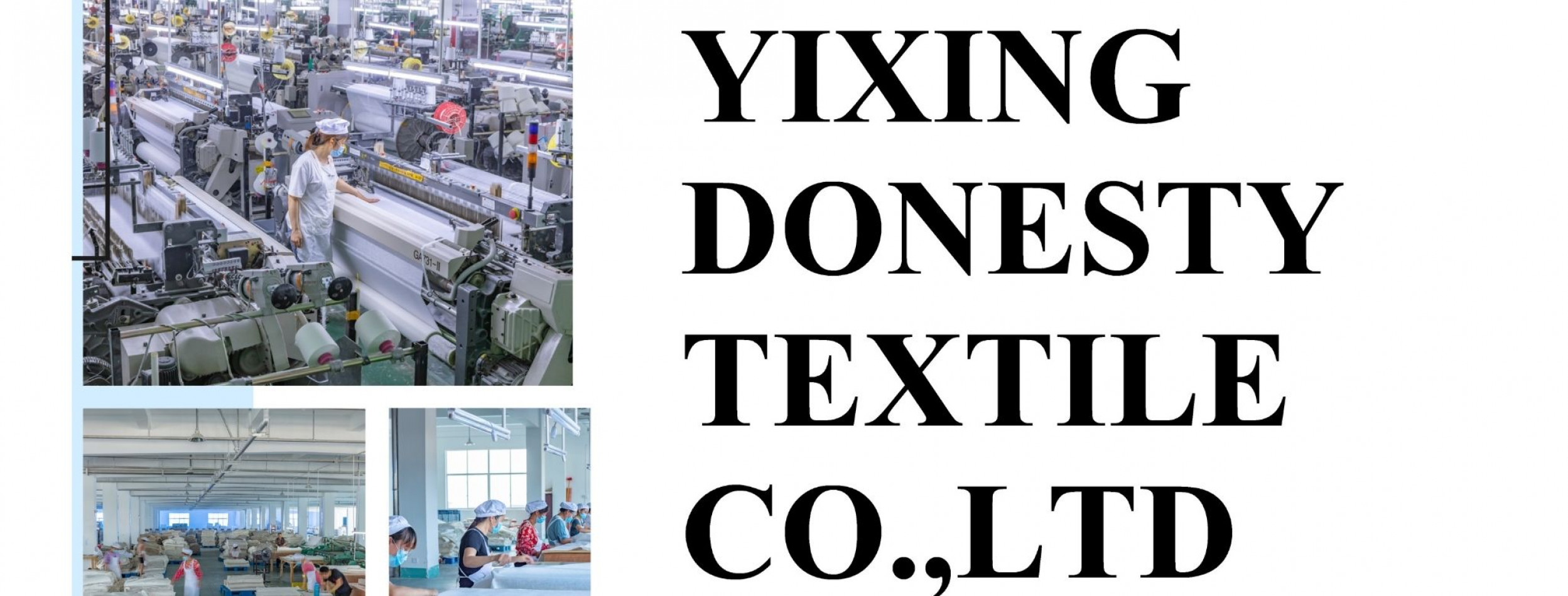 YIXING DONESTY TEXTILE CO.,LTD