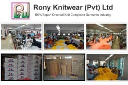 RONY KNITWEAR (PVT.) LTD.