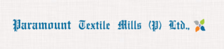 Paramount Textile Mills PVT Ltd