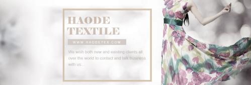 CHANGZHOU HAODE TEXTILES CO. LTD.