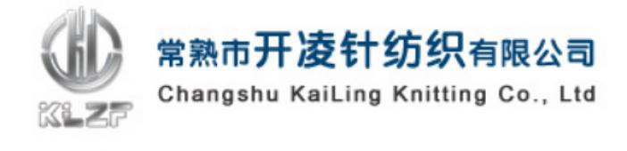 CHANGSHU KAILING KNITTING CO.,LTD