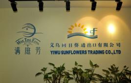 Yiwu Sunflowers Trading co.,ltd.
