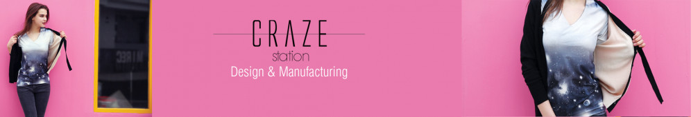 Craze Station Apparel Factory