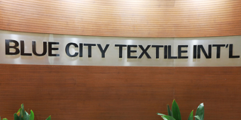 BLUE CITY TEXTILE INT'L
