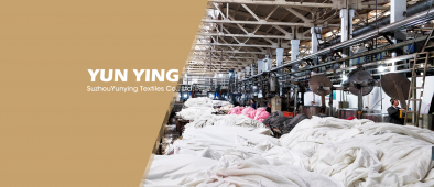 SUZHOU YUNYING TEXTILES CO.,LTD