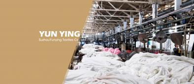 SUZHOU YUNYING TEXTILES CO.,LTD