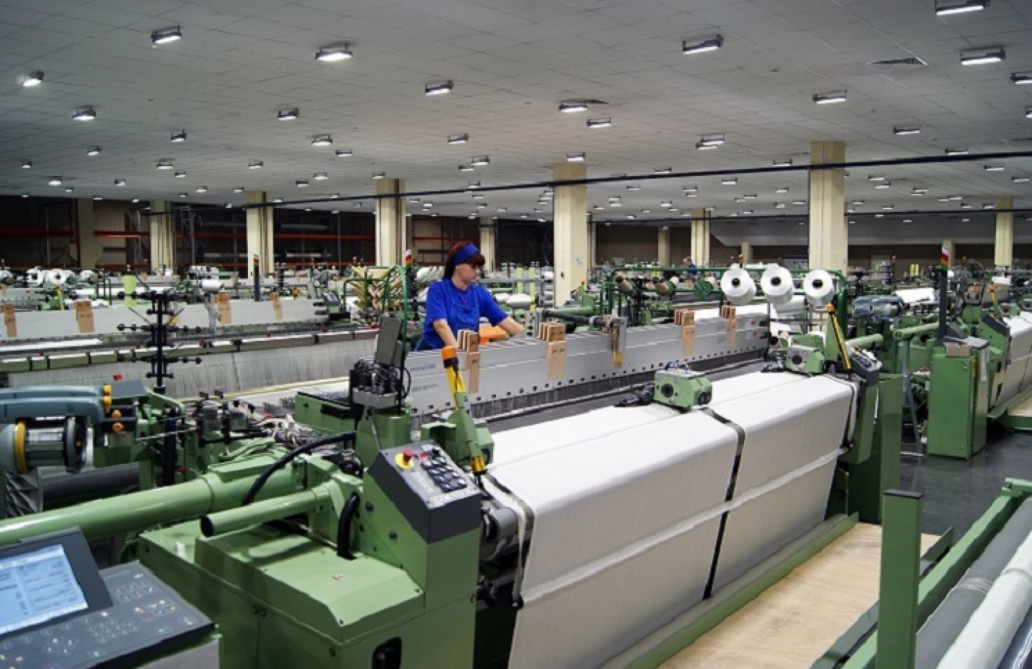 Russia Plans to Double Textile Exports