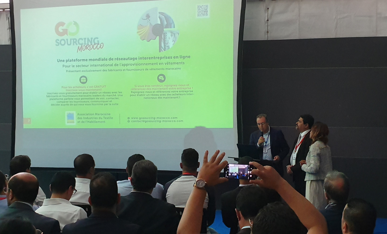 Moroccan Association of Textile & Clothing Industries (AMITH) launches GoSourcing-Morocco
